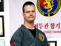 Chris Digout, Sr Instructor